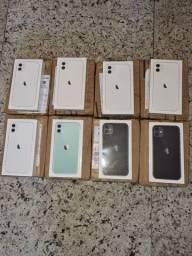 IPhone 11 branco 64gb e 128gb (LACRADO E COM NOTA FISCAL)