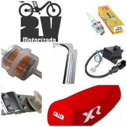 Peças para Bicicleta Motorizada 2 tempos
