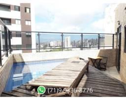 Título do anúncio: Cobertura com piscina no Up Tower Residence, com 88m², 2/4. (C2)