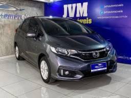 Honda Fit LX 2019 Completo 1.5 Flex Baixa KM