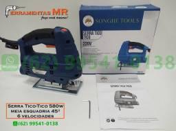 Título do anúncio: Serra Tico Tico 580w