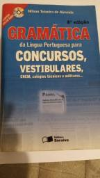 Livro Gramática para concursos Nilson Teixeira