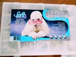 Título do anúncio: Maleta Groomer Pet Importada Unhas Silicone