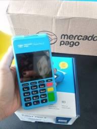 Máquina de cartão BARBADA QUEIMÃO DE ESTOQUE