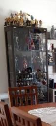 Título do anúncio: Estante Expositor de Vidro com 5 prateleiras