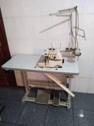 Vendo três máquinas de costura industrial