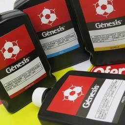Título do anúncio: Tinta P/ Cartaz Premium PRETA/VERMELHA 500ml - Gênesis Gênesis
