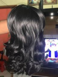 2 perucas de fibra futura