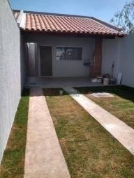 Título do anúncio: Casa com 2 dormitórios à venda, 75 m² por R$ 183.000,00 - Residencial Santa Fé - Goiânia/G