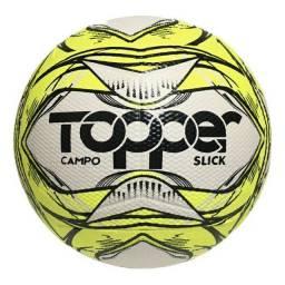 Bola de Futebol Campo Tamanho Oficial Topper Slick Ii