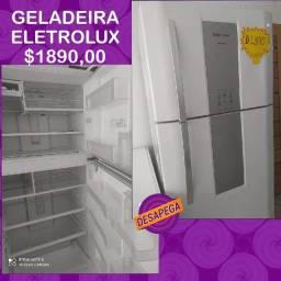 GELADEIRA GELADEIRA GELADEIRA FOSTFREE TOP 546L