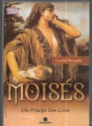 olx335 Moisés: Um Príncipe Sem Coroa - Vol. I Gerald Messadié