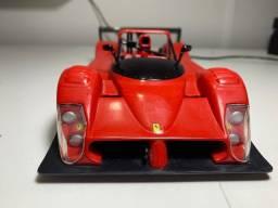 Título do anúncio: Miniatura Ferrari SP Hot Wheels 1/18