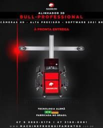 Alinhador de Direção 3D Bull-Professional