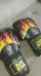 Vendo Luvas Fight Brasil