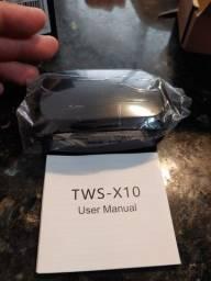 Título do anúncio: Fone bluetooth TWS x10 (Novo)