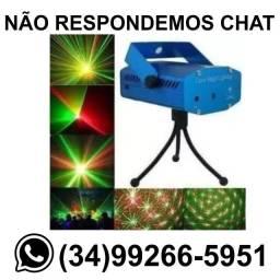Título do anúncio: Mini Laser Holográfico Jogo de Luz * Fazemos Entregas