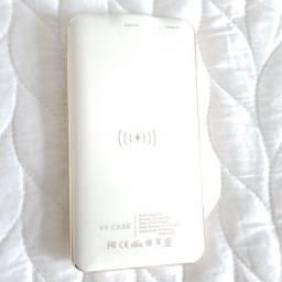 Vendo carregador wifi vx case dois meses de comprado, novissimo.