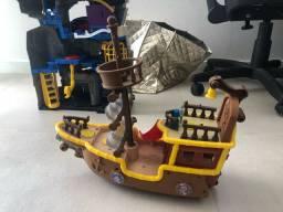 Barco imaginext Disney