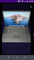 Título do anúncio: Faço formatação de MacBook