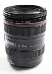 Título do anúncio: Lente Canon EF 24-105 F4