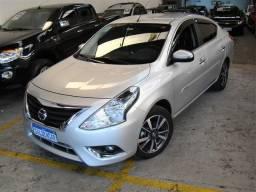 Nissan Versa VERSA SL 1.6 16V FLEXSTART 4P AUT. FLEX AUTOMÁ