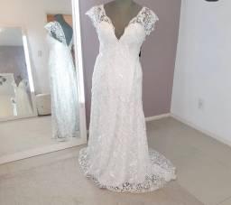 Vestido de Noiva Atelier Virgínia Manssan