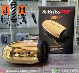 Título do anúncio: Massageador BabyLiss Gold Cordless / ORIGINAL novo lacrado / somos loja