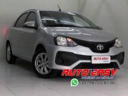 Toyota Etios Sedan X Plus 1.5 Automático!