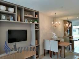 Título do anúncio: Casa de condomínio para venda com 73 metros quadrados com 2 quartos
