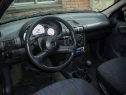 corsa 1.0 wind mpfi 8V gasolina 2P manual 1996 preto