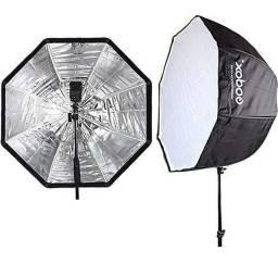 Godox Octabox 120cm Tipo Guarda Chuva Sombrinha