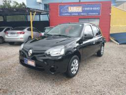 Clio Hatch Expression 1.0 ano 2015 completo impecável