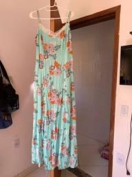 Vestido longo Tamanho M