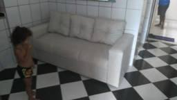 Título do anúncio: Sofá com almofadas entrega a domicílio salvador ou Lauro grátis