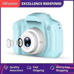 Mini câmera digital para crianças