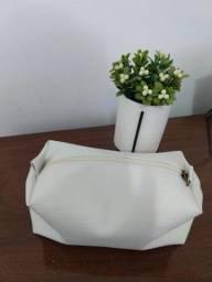 Necessarie Box Para Noiva Impermeável Branca