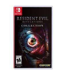 Resident Evil Revelation - Nintendo Switch