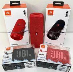 JBL Flip 5 / JBL Go 2 / JBL Go 3 ( caixas de som bluetooth portátil )