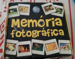 Jogo Memória fotográfica