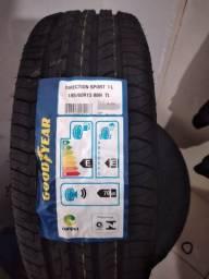 pneus aro 15 185/60/15 goodyear novos