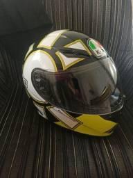 Capacete K-3 Réplica Valentino Rossi