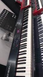 Título do anúncio: Piano Digital Roland Rd 300 Nx