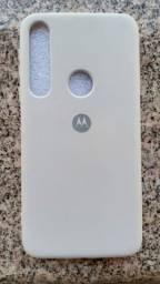 Case/ capinha Moto g8play