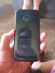 Moto G7 play azul metálico 500$