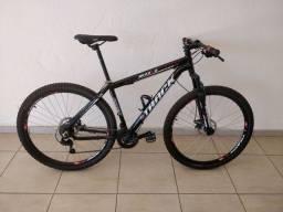 Bicicleta Aro 29 Track com 21v - ESTÁ NOVA!