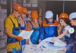 Auxiliar Técnico - Segurança do Trabalho