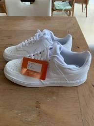 Nike Court Vision Low Branco