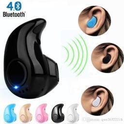 Fone Mini Wireless Bluetooth 4.0 Stereo In-Ear Headset Earphon