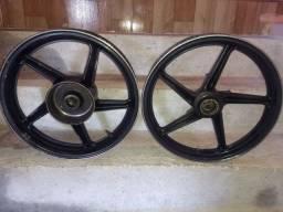 Jogo de rodas da Twiste bem conservado valor 250